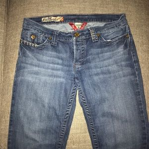 EUC Lucky Brand Button Fly Jeans Size 30.